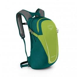 Рюкзак Osprey Daylite (2020) зеленый/бирюзовый