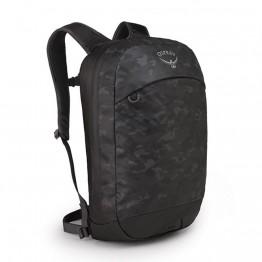 Рюкзак Osprey Transporter Panel Loader черный (Camo Black)