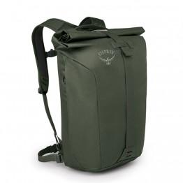 Рюкзак Osprey Transporter Roll зеленый