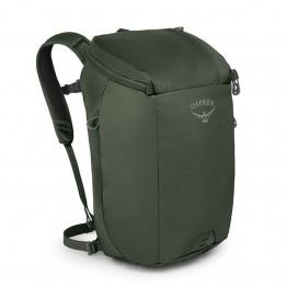 Рюкзак Osprey Transporter Zip зелений
