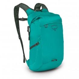 Рюкзак Osprey UL Dry Stuff Pack 20 бирюзовый