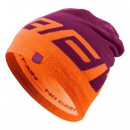 Шапка Dynafit FT Beanie оранжевая/фиолетовая