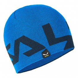 Шапка Salewa Antelao 2 Reversible светло-синяя