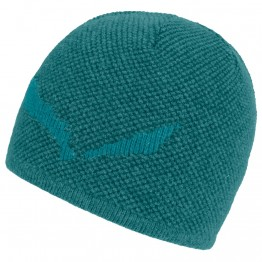 Шапка Salewa Ortles Wool Beanie синяя