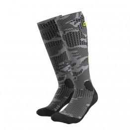 Шкарпетки Dynafit FT Graphic Socks сірі