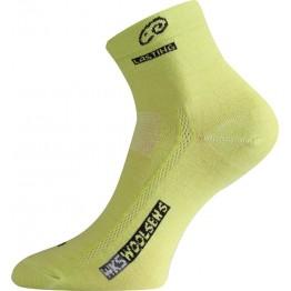 Шкарпетки Lasting WKS зелені