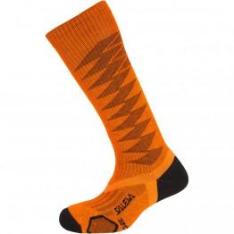 Шкарпетки Salewa Ski Touring N оранжеві