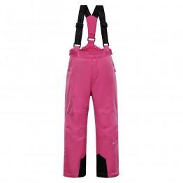 Штани Alpine Pro Aniko 3 дитячі рожеві