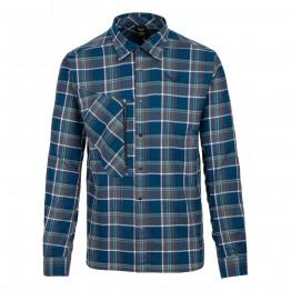 Сорочка Salewa Fanes Flannel 4 Polarlite Mns чоловіча синя