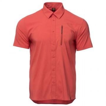 Рубашка Turbat Maya SS Mns мужская красная
