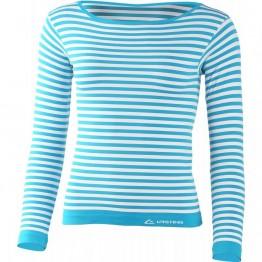 Термофутболка Lasting River женская синяя