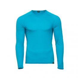 Термофутболка Turbat Retezat Top Mns чоловіча блакитна