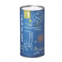 Термофутболка Turbat Versa Top Mns чоловіча сіра