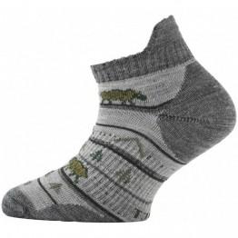 Термошкарпетки дитячі Lasting TJM сірі