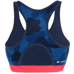 Топ Salewa Cristallo Sport Wms жіночий синій