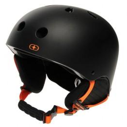 Шлем NoFear Park мужской черный